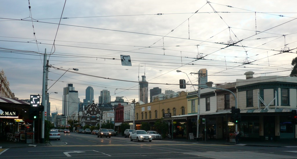 Clarendon St, South Melbourne